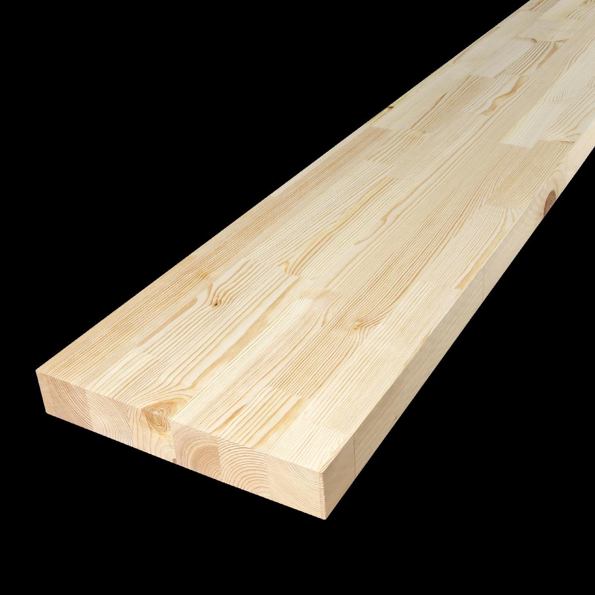 Лестницы из дерева сосна 39